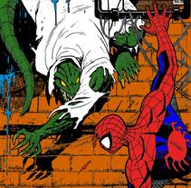Práctica digital painting 01. Um projeto de Ilustração e Design gráfico de Juan Cubero Armendariz         - 04.04.2017