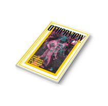 Revista - Otherview. Un proyecto de Diseño, Fotografía, Diseño editorial, Bellas Artes, Diseño gráfico, Tipografía, Collage y Cine de Andrea Arocena - 07-04-2017
