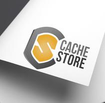 Branding para CACHE STORE. Un proyecto de Br, ing e Identidad y Diseño gráfico de Lilian Robles - 10-03-2017