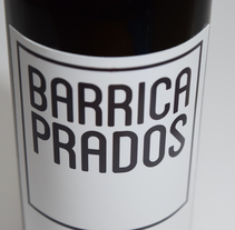 Etiqueta para botella de vino . A Packaging project by Jose Antonio Prados Martínez         - 20.06.2015