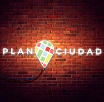 Plan Ciudad. Un proyecto de Diseño gráfico de Lina Marcela Copete Lozano         - 12.04.2017