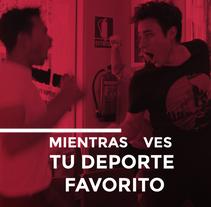 Publicidad Sportscuts- Dirección de Fotografia. A Photograph, Film, Video, TV, Art Direction, and Video project by Barbara Freitas         - 24.04.2017