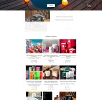 Vila Hermanos. Un proyecto de Diseño Web de La Teva Web Diseño Web  - 27-04-2017