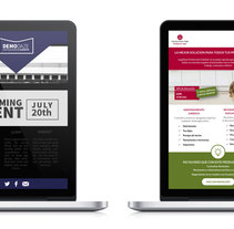 Newsletter. Un proyecto de Diseño, Diseño gráfico, Diseño interactivo, Diseño Web y Desarrollo Web de Ana Martinez - 02-05-2017