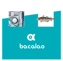 Bacalao. A Br, ing, Identit, and Graphic Design project by Laura Avivar Valderas         - 07.05.2017