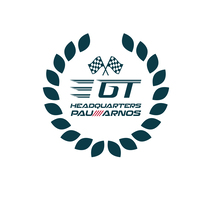 Logotipo para Electric GT Championship Headquarters Pau-Arnos, Francia.. Un proyecto de Diseño gráfico de ángel luis sánchez montero         - 08.05.2017