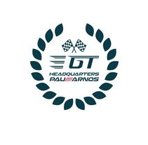 Logotipo para Electric GT Championship Headquarters Pau-Arnos, Francia.. A Graphic Design project by ángel luis sánchez montero         - 08.05.2017
