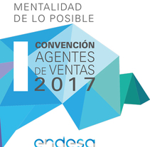 Convención Agentes de Ventas 2017. A Art Direction, Br, ing, Identit, Events, Graphic Design, Interior Design, and Set Design project by Gelo Quero Miquel - 12-04-2017