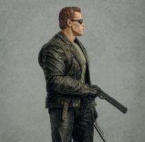 """Sesión a Arnold """"Chuache"""" schwarzenegger. Un proyecto de Fotografía de David Fuentes - 09-05-2017"""