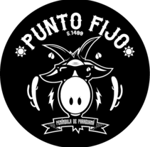 Somos Punto Fijo. A Design, Br, ing, Identit, Graphic Design, Product Design, and Screen-printing project by Luis Barón         - 06.05.2016