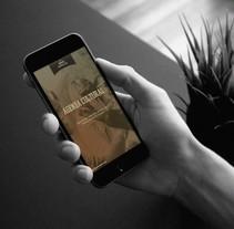 Site Dorada Especial Extramaduración (2015). A UI / UX, Art Direction&Interactive Design project by ElTrece (-_-    ) - 18-05-2017