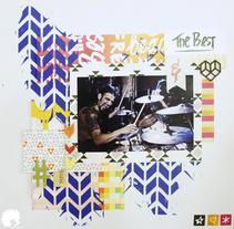 Collage 003. Un proyecto de Bellas Artes y Collage de Beatriz Cruz Díaz         - 24.05.2017
