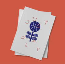 Just Play. A Design, Illustration, and Editorial Design project by Stereoplastika  - 25-05-2017
