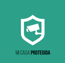 Diseño Gráfico para micasaprotegida.com. A Br, ing, Identit, Graphic Design, and Web Design project by Oriol Ferràndez Grau         - 23.05.2016
