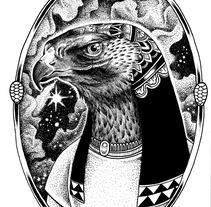 Anunnaki. Um projeto de Ilustração de Alex Castaño         - 30.05.2017