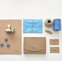 Marca y packaging Patricia Fabra Fotografía .. A Design, and Graphic Design project by Amparo  Navarro - 31-05-2017