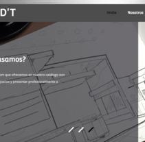 Página web Al Instand't. Um projeto de Web design e Desenvolvimento Web de Sandra Lechuga Gutièrrez         - 05.05.2017