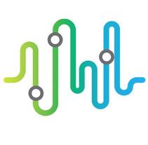 Diseño logotipo METRO FM. Un proyecto de Diseño y Diseño gráfico de Carlos Jarque Palacios         - 01.07.2016