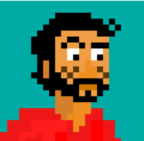 Un poquito de Pixel Art. A Illustration, Animation, and Character animation project by Alejandro Zarcero Clavería         - 01.06.2017