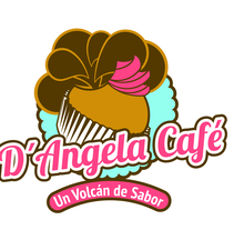D´Angela Café Isologotipo. A Graphic Design project by Pier Alessi Cusati - 04-06-2017