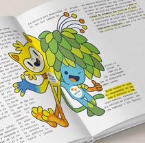 Dizayn: editorial. Un proyecto de Ilustración, Diseño editorial e Ilustración vectorial de Carina Lázaro - 15-11-2016