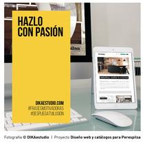 """HAZLO CON PASIÓN """"Welcome July"""". Un proyecto de Diseño gráfico de DIKA estudio         - 03.07.2017"""