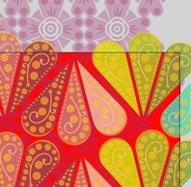 Mi Proyecto del curso: Diseño de estampados textiles. Un proyecto de Diseño de Al V - 05-07-2017