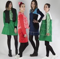 Vixel. Um projeto de Design de vestuário de Noelia Fernández Ochoa         - 06.06.2015