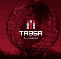 Tabsa Comercio Global. A Br, ing, Identit, and Graphic Design project by Polygonal DG         - 27.11.2014