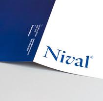Nival. Un proyecto de Br, ing e Identidad, Diseño gráfico y Arquitectura interior de coolte.net           - 17.07.2017