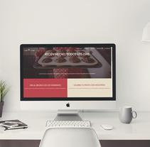 Mi Proyecto del curso: Introducción al Desarrollo Web Responsive con HTML y CSS. A Web Design, and Web Development project by canoalcaidepilar - 10-08-2017