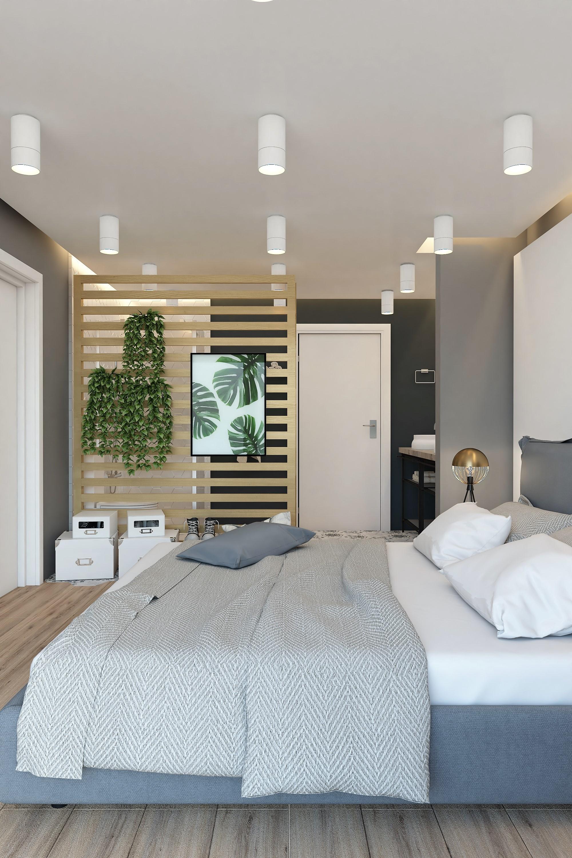 Dise o de apartamento domestika for Disenos de apartamentos