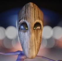 ALIEN - ILUSTRACION 3D PARA CALAMAR. Un proyecto de 3D de Ivo Damian Rodriguez         - 05.08.2017