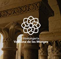 Hostatgeria Vallbona de les Monges | Branding. A Graphic Design project by Jordi Niubó Lopez         - 10.08.2017