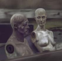 v2. Un proyecto de Ilustración de Miquel Boneta Ribera - 13-08-2017