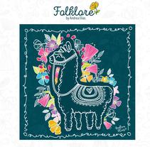 Folklore Collection. Un proyecto de Ilustración y Diseño gráfico de andrea elias rosas         - 13.08.2017