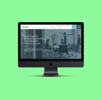 Fonditel. Un proyecto de UI / UX, Dirección de arte y Diseño Web de ElTrece (-_-    ) - 29-08-2017