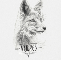 VULPES. A Illustration project by miguel sastre - 30-08-2017