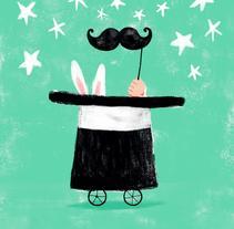 Crea magia. Un proyecto de Ilustración de Laura Cortés         - 11.09.2017