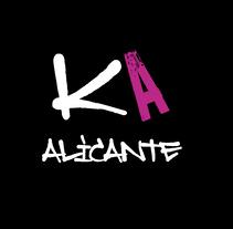 Kizomba Addiction . Um projeto de Design gráfico de Rocío Ruiz Pomares         - 10.07.2016