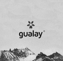 Gualay - Mountain Clothes. A Design, Fashion, and Graphic Design project by Nabú  Estudio Gráfico  - 15-09-2017