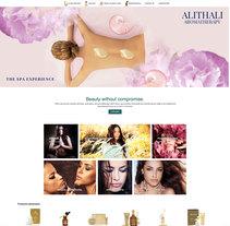 Alithali. A Web Development project by Juan Carlos Martinez Mora         - 10.10.2017
