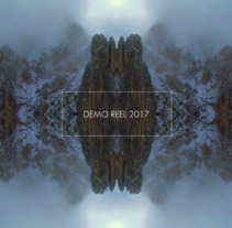 Demo Reel 2017 - Motion Graphics. Un proyecto de Motion Graphics, Cine, vídeo, televisión, 3D, Animación, Dirección de arte, Br, ing e Identidad, Post-producción y Vídeo de Guillermo Rodríguez Marruecos         - 28.09.2017