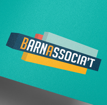BarnAssocia't Isologo. A Br, ing, Identit, Graphic Design, and Naming project by Victor Belda Ruiz - 28-09-2017