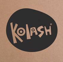 Identidad corporativa, diseño de Marca; Kolash.. Un proyecto de Br, ing e Identidad y Diseño gráfico de Comboi Gràfic         - 15.01.2015