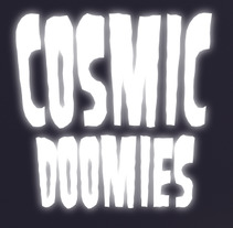 Cosmic Doomies. A To, and Design project by Rafael Carmona - 29-09-2017