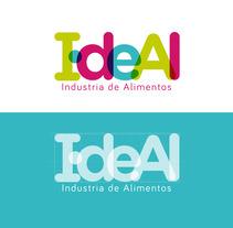 Ideal. Un proyecto de Br, ing e Identidad y Diseño gráfico de Alejandra  Fajardo Rojas         - 10.05.2017
