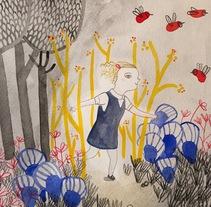Laura. Un proyecto de Ilustración de Berta Fortet Berne - 06-01-2016