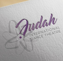 Judah International Dance Theatre. A Br, ing&Identit project by Giselle  LowPoly         - 09.03.2016