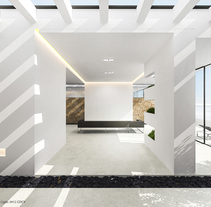 APARTHOTEL MEDITERRÁNEO. A Design, 3D, Architecture, Interior Architecture, Interior Design, Lighting Design, Post-Production&Infographics project by Pablo Marcos Vila         - 20.05.2014
